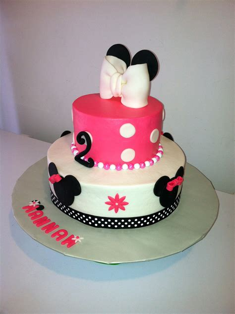 minnie mouse decor cakecentral com minnie mouse cake bc icing with fondant decorations