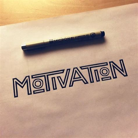 typography a z 14 inspirational quotes written in beautiful calligraphy