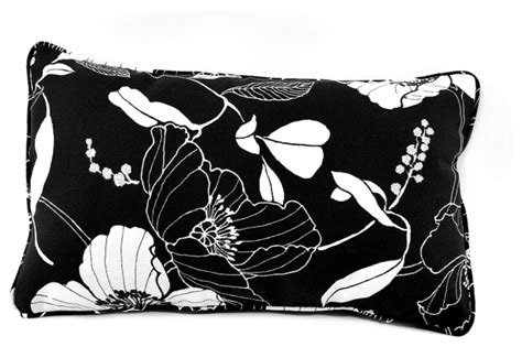 Black And White Outdoor Pillows by Black White Cushion Covers Outdoor