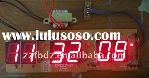Supplier Ys 6 Bm 9gl1 clock movement bm2328 without for sale price