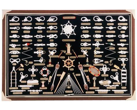 cuadros de nudos marineros cuadro de nudos marineros cm pinterest productos