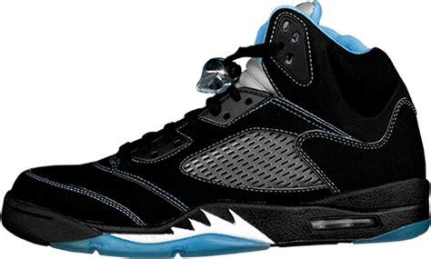 5 11 Blue Black air 5 blue and black