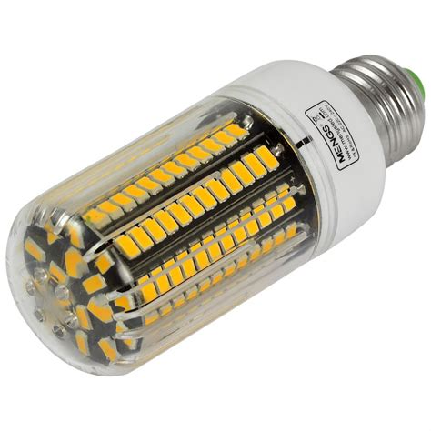 led corn light bulb mengsled mengs 174 e27 18w led corn light 136x 5733 smd led