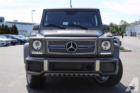 Mercedes Jeep For Sale Mercedes G In New York For Sale 140 Used Cars From