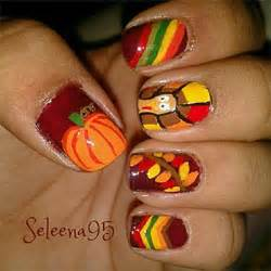 gallery for gt easy cute thanksgiving nail designs