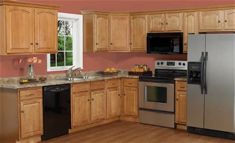Kitchen Design With Dark Cabinets by Ginger Maple Kitchen Cabinets Maple Cabinets Series Rta