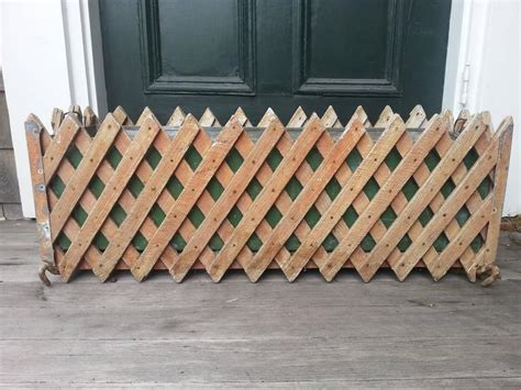 Lattice Planter Box by Lattice Planter Box For Sale At 1stdibs