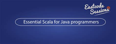 Scala For Java Programmers | essential scala for java programmers department of