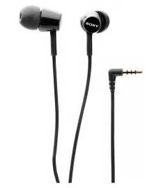 sony mdr ex155ap in ear wired earphones with mic buy