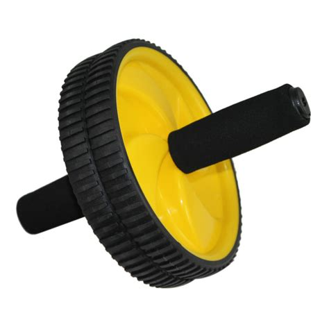Ab Wheel Roller Exercise Alat Olah Raga Fitness fitness wheel roller abdominal exercise ab