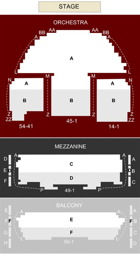 ahmanson theatre seating chart los angeles ahmanson theater los angeles ca seating chart stage