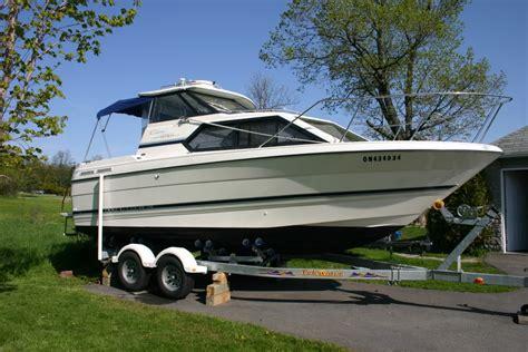 boat fenders kingston ontario 1998 bayliner 2452 trailer ac 15 900 usd or trade