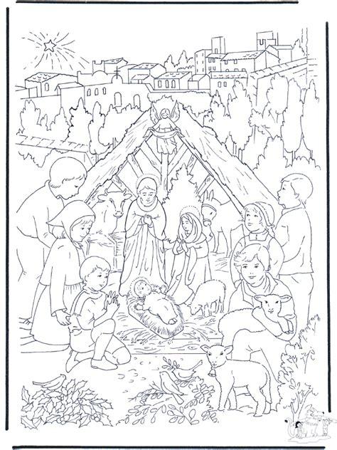 Mit Kindern Basteln Weihnachten 2440 by Gucken Zur Weihnachtskrippe Ausmalbilder Weihnachten