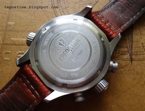 Expedition E6318m tepostime expedition chronograph