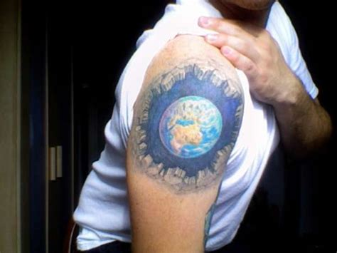 globe tattoo tattoos photo gallery