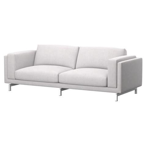 ikea nockeby sofa ikea nockeby 3 seat sofa cover soferia covers for ikea