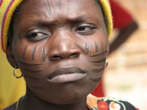 lips tattoo in ghana the origin of tribal marks practice in nigeria styles and