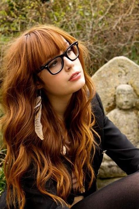 Hairstyles For Glasses by 15 Photo Of Hairstyles With Glasses
