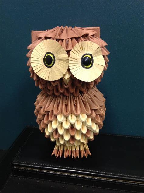 3d Origami Owl - owl 3do jpg album esojoey 3d origami