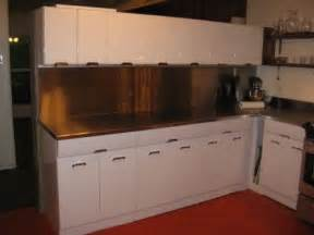 Refinishing Metal Kitchen Cabinets by Garth And Martha Pro S Soda Blast And