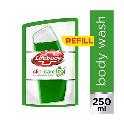Sabun Lifebuoy Cair 450 Ml jual lifebuoy clini shield fresh sabun cair refill 250 ml