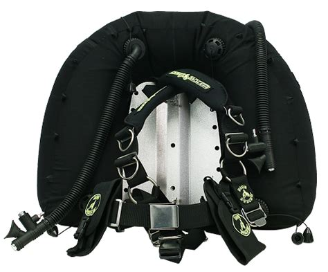 pinne dive system acquasub gav divesystem mod equilibratore