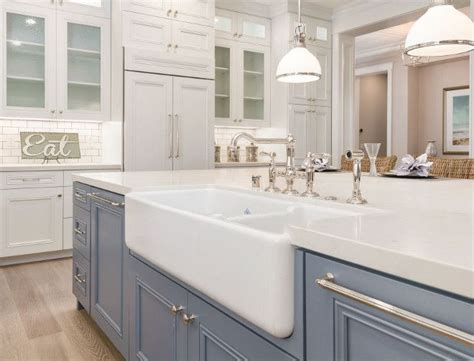 best 25 blue kitchen island ideas on pinterest painted