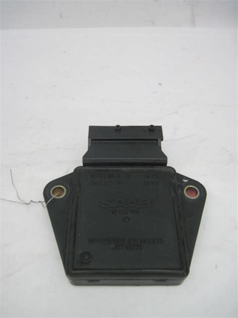 ignition module saab 9 3 2004 04 match numbers