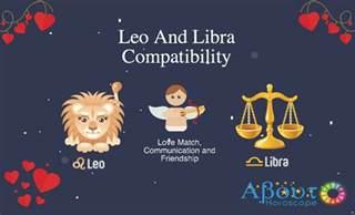leo and libra compatibility love friendship