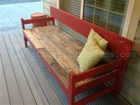 pallet furniture bench 15 diy outdoor pallet bench pallet furniture plans