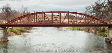 imagenes lunes de puente puentes de hierro sobre el r 237 o tuerto le 243 n olvidado
