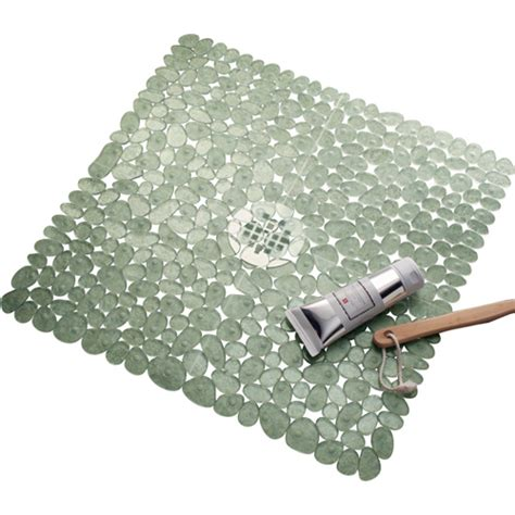 Shower Stall Mats by Interdesign Bath Mat Green In Shower And Bath Mats