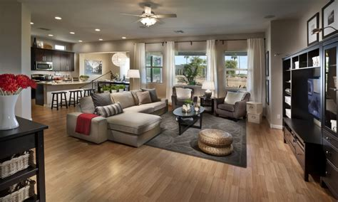 Model Home Interior by Model Home Interior Design