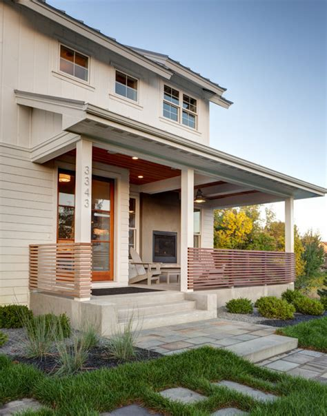 modern farmhouse porch prior lake modern farm house farmhouse entry