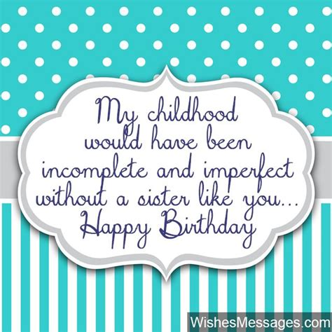 birthday wishes  sister quotes  messages wishesmessagescom