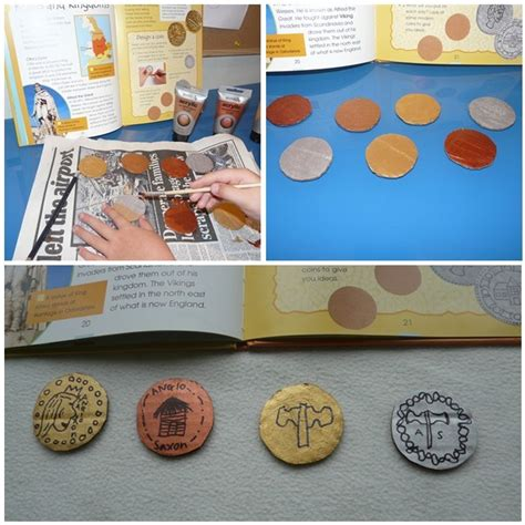anglo saxon crafts for home education navigating by