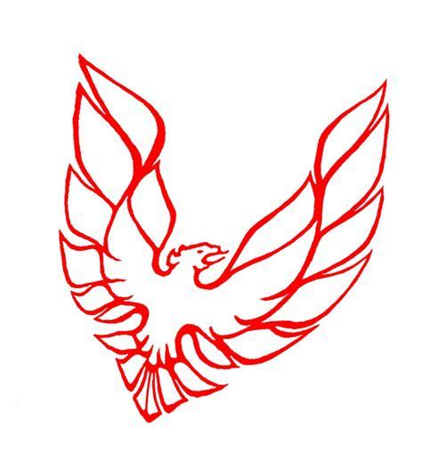 Firebird Aufkleber Motorhaube by Phoenix Martial Arts Bear Martial Arts