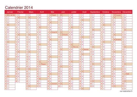 Calendrier Des Semaine 2014 Jours F 233 Ri 233 S Des 233 Es Pr 233 C 233 Dentes 2014 Icalendrier