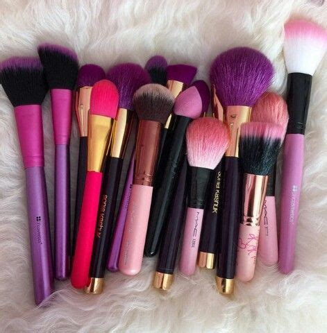 Make Up Lengkap Mac mix of makeup brushes pictures photos and images for and