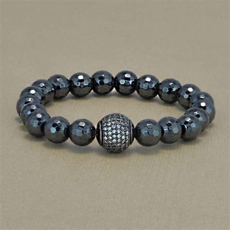 how to make pave jewelry pave bead bracelet bzk jewelry