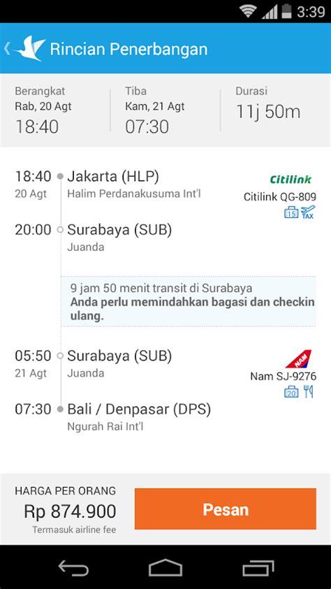citilink redeem traveloka flight hotel android apps on google play