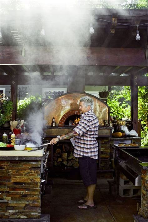 guy fieri backyard have loved guy outdoor kitchen from the first time i saw