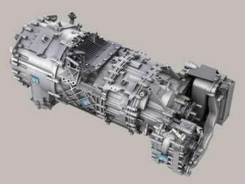 Zf Tc Tronic Hd Automatic Transmission With Torque