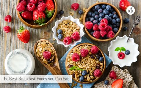 Would You Prefer A Breakfast Or Sleep by What Do You Eat For Breakfast Here Are The Best Foods