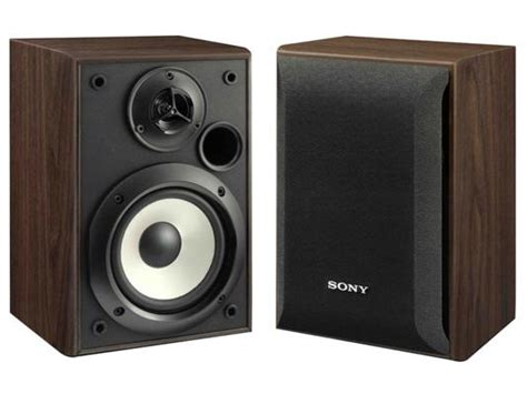 Speaker Subwoofer Sony sony ssb1000 bookshelf speaker editorial review audioreview