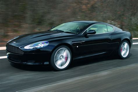 Aston Martin DB9 Coupe review (2005 2012)   Auto Express