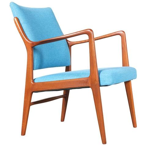 Teak Armchair by Modern Teak Armchair At 1stdibs