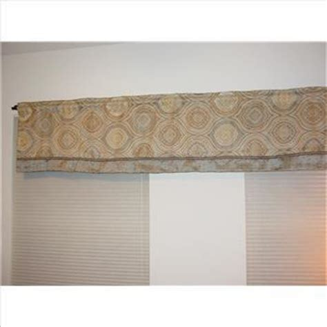 jcpenney home collection new window valance size 80 x 15