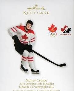 2010 sidney crosby pittsburgh penguins olympic gold