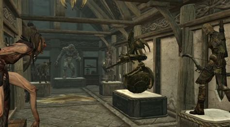 skyrim trophy room trophy room elder scrolls fandom powered by wikia